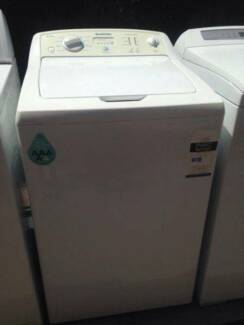 modern great working 5.5 kg simpson top washing machine , can del