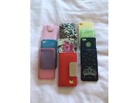 iPhone cases/covers