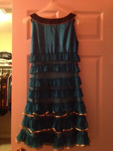 Beautiful Blue Dress (Great for proms and parties)SALE! Kitchener / Waterloo Kitchener Area image 3
