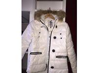 Moncler Down Jacket / Real Fox Fur /
