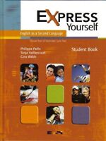 EXPRESS YOURSELF, SECOND YEAR OF SECONDARY CYCLE TWO, STUDENT BO