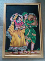 Indian photos, painting, great for home, used in restaurant