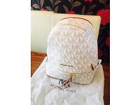 Michael kors back pack designer handbag