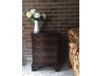 🇬🇧ENGLISH CABINET FREE DELIVERY BEDSIDE SMALL CHEST WELL MADE