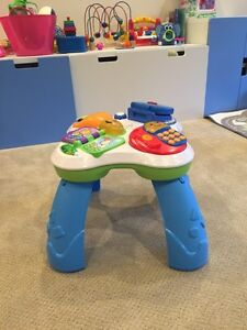 Activity table for babies