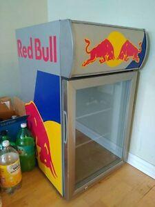 Red Bull Mini Fridge - in need of repair