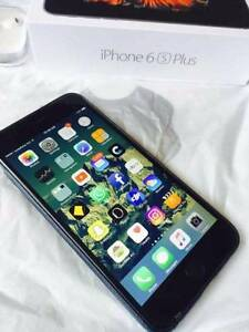 iPhone 6S Plus 128GB apple top model space grey Seven Hills Blacktown Area Preview
