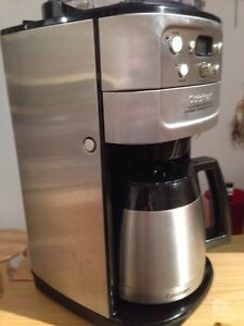 Cuisineart Coffeemaker with Grinder Strathcona County Edmonton Area image 2