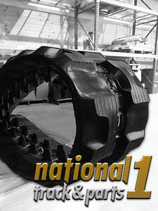Mini Excavator Rubber Tracks 1-888-608-6188