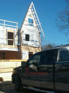 HOUSE FRAMERS-STRUCTURAL FRAMING