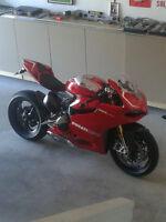 Ducati 1199R Panigale