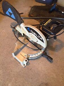 Compound Mitre Saw | Delta | 10 inch Blade | $50 OBO