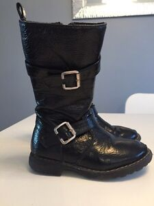 Toddler size 9 riding boots