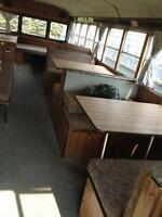 Converted Camper/School Bus  PRICE HAS BEEN REDUCED AGAIN!!!!