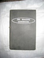 2 HARDCOVER TOOL MAKERS BOOKS