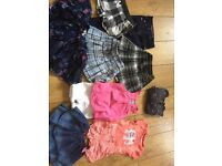 Girls clothes bundle, pet free smoke free home age 3
