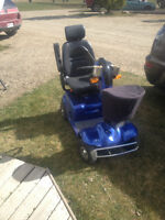 four wheel scooter $1,200.00 OBO
