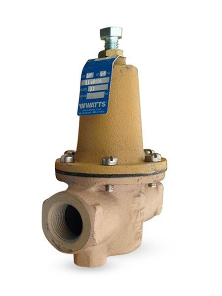 how to install a pressure regulator valve ebay. Black Bedroom Furniture Sets. Home Design Ideas