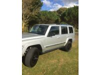 Jeep commander diesel 7 seater 4x4 auto