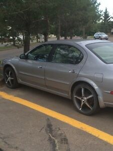 2002 Nissan Maxima 6 speed Sport Edition