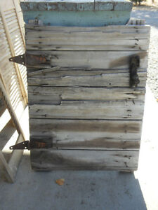 Wood Grainery Door $40.00 REDUCED TO CLEAR