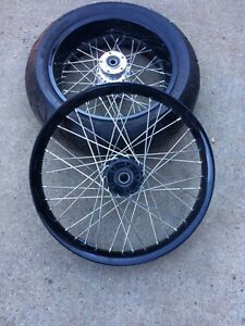Harley wheels