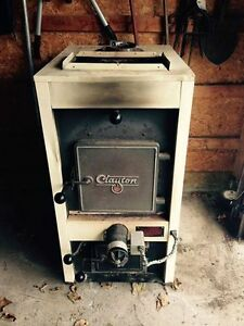 Clayton Wood/Coal Furnace