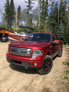 2013 Ford F-150 Limited Super Crew Extended Warranty