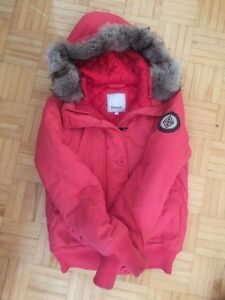 Coral Bench Jacket