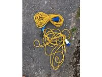2 electric cable