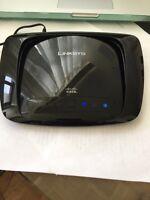 Cisco linksys WRT160N wireless-N broadband router