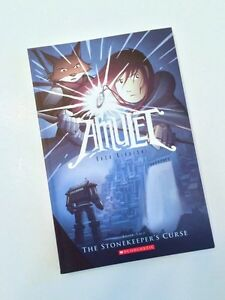 AMULET BOOK TWO: THE STONEKEEPER'S CURSE (UNREAD) London Ontario image 1