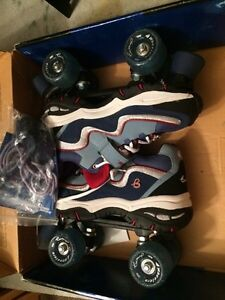 Size 9.5 woman's Britney Spears Skechers roller skates Kitchener / Waterloo Kitchener Area image 1