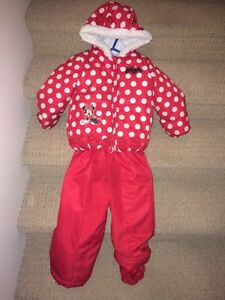 Excellent condition girls snowsuit  St. John's Newfoundland image 1