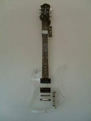 BC Rich Mockingbird Guitarra Acrílico Series Acrílico Ice Guitarra Eléctrica