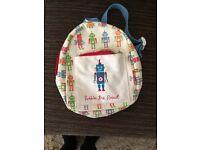 Toddler bag robot design mamma's&pappa's