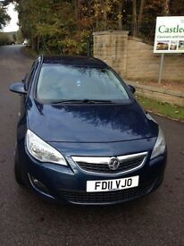 Vauxhall Astra estate 1.7 Cdti eco flex
