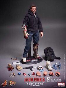Hot Toys Tony Stark Mechanic