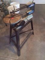 "Delta 16"" Scroll Saw with Stand"