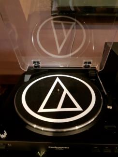 Audio Technica LP60BK-USB LP/Record Player
