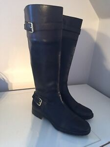 Ralph Lauren Leather Boots Peterborough Peterborough Area image 1