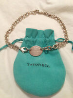 Authentic Tiffany & Co Toggle Tag Necklace $100 OBO
