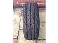 1x Continental Vanco2 Tyre 235/65/r16c (NEW) Mercedes Sprinter