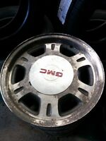 GMC / Chevrolet 6 lug '99-'07 RIMS