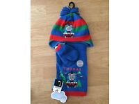'Thomas' Hat, Gloves & Scarf (1-3 Years)
