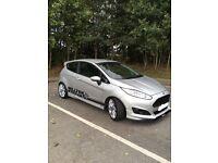 Ford Fiesta Zetec S 1.0L ecoboost