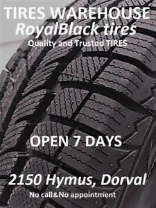 NEW winter TIRES LT245/75/16 - 650$ txin4tires *** 2150 Hymus, Dorval ***