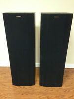 Fisher STV 9628 Tower Speakers - $100 OBO