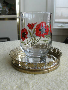 """A SPECIAL TUMBLER for that SPECIAL FRIEND...""""THE AUGUST CHILD""""."""