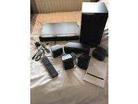 Pioneer Blu ray surround sound system